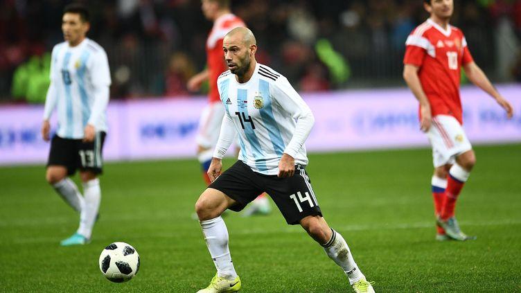 L'Argentin Javier Mascherano