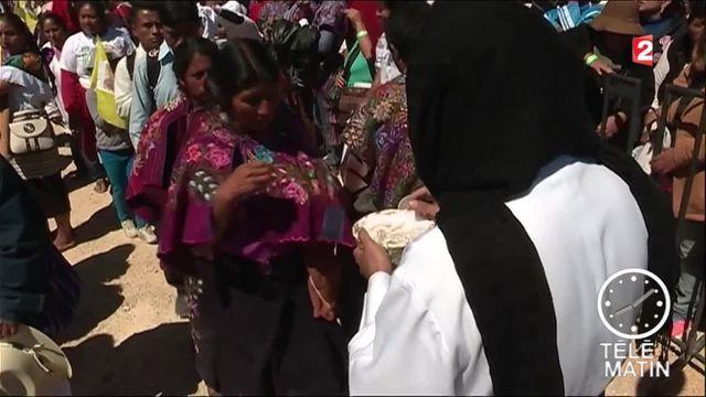 Mexique : le pape François s'est adressé aux indigènes