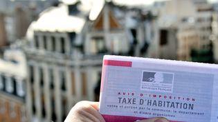 La taxe d'habitation, ressource essentielle pour certaines communes (PHILIPPE HUGUEN / AFP)