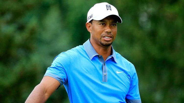 Le golfeur américain Tiger Woods