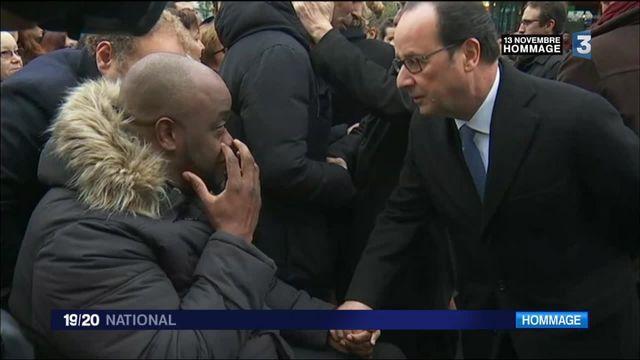 Attentats du 13-Novembre : Paris rend hommage aux victimes