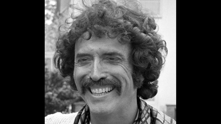 Mark Murphy au festival Nordring, à Oslo, le 5 juin 1975  (Rob Bogaerts / Anefo)