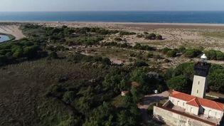 la découverte d'une grande institution dans le Gard, la plage de l'Espiguette. (FRANCE 3)