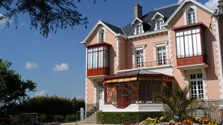 Le musée Dior à Granville, seul musée français entièrement consacré à un couturier.  (Maisonneuve / Sipa)