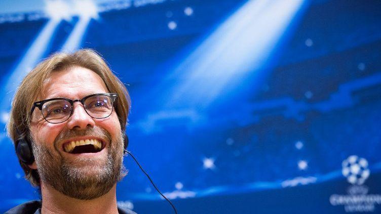 Jürgen Klopp sera bien l'entraîneur des Reds (MARIUS BECKER / DPA)