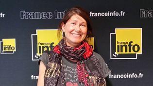(Sophie Wilford se lance dans la plus longue course à cheval du monde © Radio France)