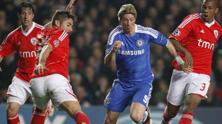 Fernando Torres va recroiser la route de Benfica après les quarts de finale de la C1