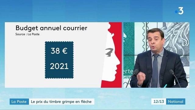 La Poste : en 2022, le prix des timbres grimpe