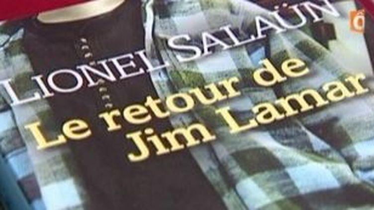 """""""Le retour de Jim Lamar"""" premier roman de Lionel Salaün  (Culturebox)"""