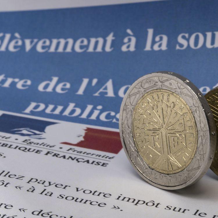 Le prélèvement à la source de l'impôt sur le revenu est entré en vigueur le 1er janvier 2019. (JOEL SAGET / AFP)