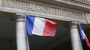 Le Conseil constitutionnel a donné la liste des onze candidats à l'élection présidentielle, samedi 18 mars. (FRED DE NOYELLE / GODONG / AFP)