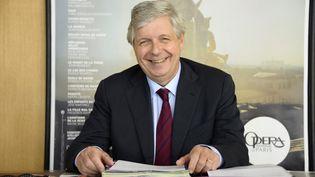 Stéphane Lissner, directeur de l'Opéra de Paris nommé au San Carlo de Naples. (BERTRAND GUAY / AFP)