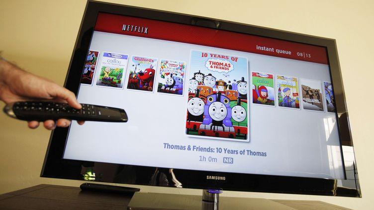 Depuis le 6 janvier 2016, Netflix est présent dans 190 pays, élargissant de plus en plus son catalogue. (PAUL SAKUMA/AP / SIPA / AP)
