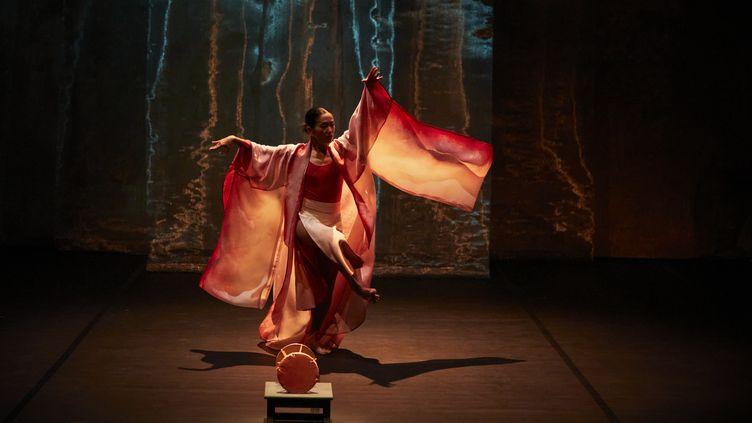 """Le Tambour de soie"" de Kaori Ito et Yoshi Oïda (CHRISTOPHE RAYNAUD DE LAGE)"