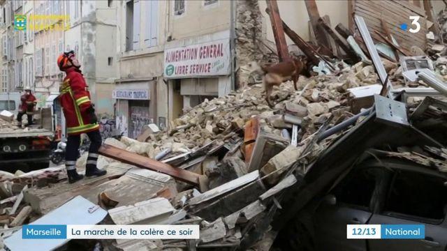 Marseille : les habitants en colère contre la mairie