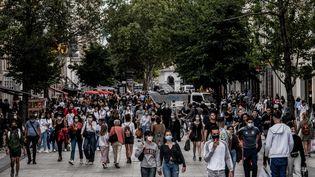 Lyon, le 31 août2020. (JEFF PACHOUD / AFP)
