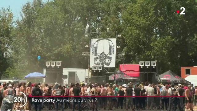 Rave Party : au mépris du virus ?