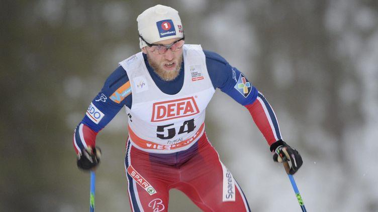 Martin Sundby (MARTTI KAINULAINEN / LEHTIKUVA)