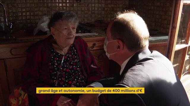 Politique : le gouvernement annonce un financement de 400 millions d'euros pour le grand âge