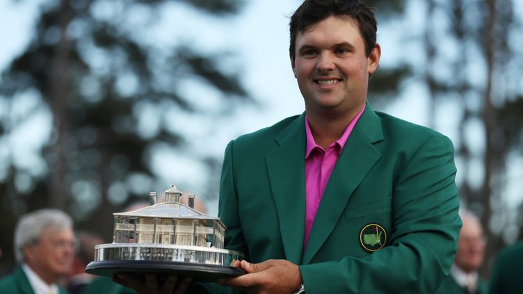 Patrick Reed lors du Masters d'Augusta. (PATRICK SMITH / GETTY IMAGES NORTH AMERICA)