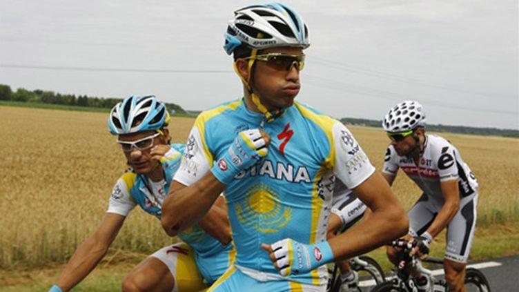 Léger coup de froid pour Alberto Contador