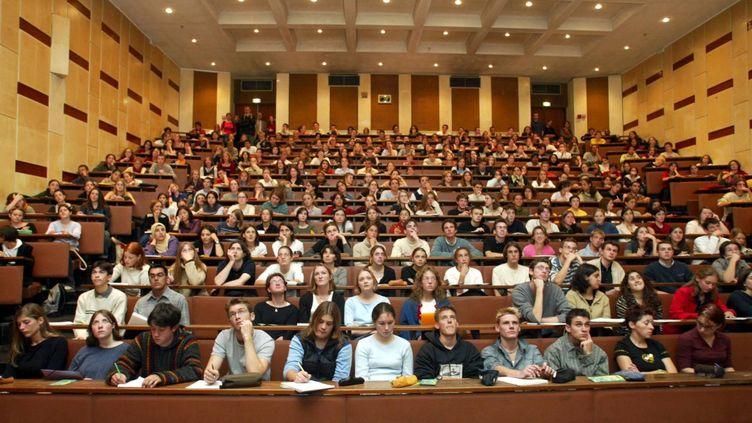 (Le numerus clausus limite le nombre d'étudiants autorisés à s'inscrire pour apprendre certaines professions © MAXPPP)