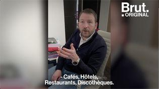 VIDEO. À Saint-Lô, ce patron de boîte de nuit fait face aux difficultés financières et psychologiques (BRUT)
