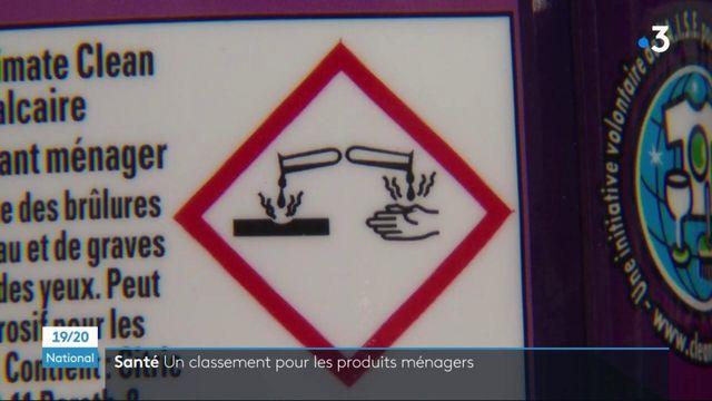 """Consommation : le """"toxiscore"""", un étiquetage pour attester du degré de toxicité d'un produit ménager"""