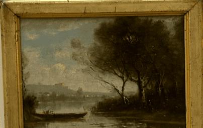 Corot, pièce maîtresse de la collection  (France 3)