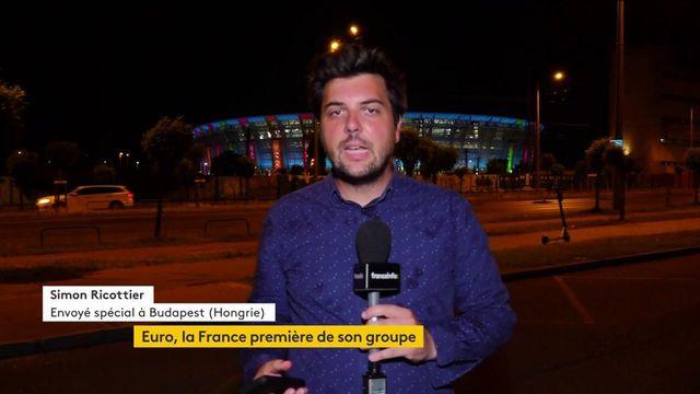 Euro 2021 : la France se qualifie pour les huitièmes de finale