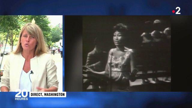 Mort Aretha Franklin : une vie de succès et d'échecs