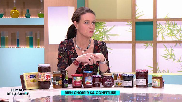"""""""Bien choisir sa confiture"""", chronique d'Angélique Houlbert, diététicienne, du 8 février 2019"""