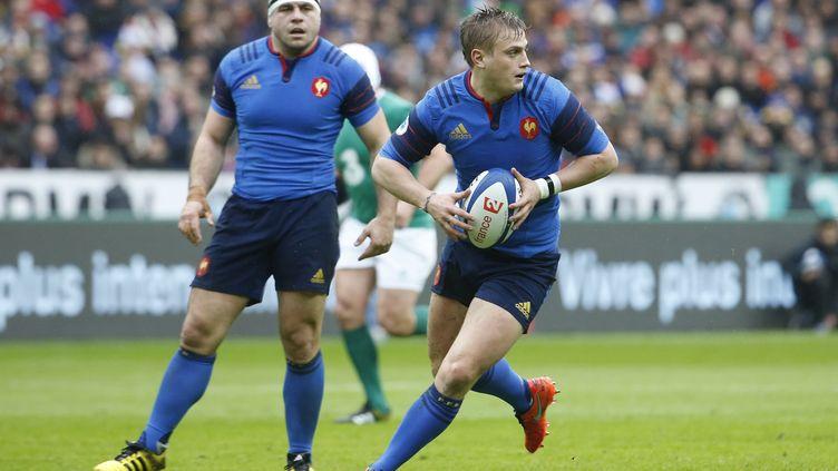Jules Plisson (XV de France) (THOMAS SAMSON / AFP)