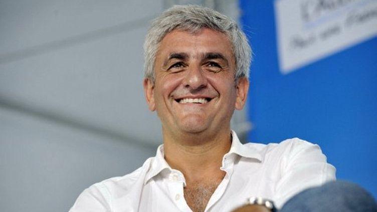Hervé Morin en septembre 2011 (SYLVAIN THOMAS / AFP)