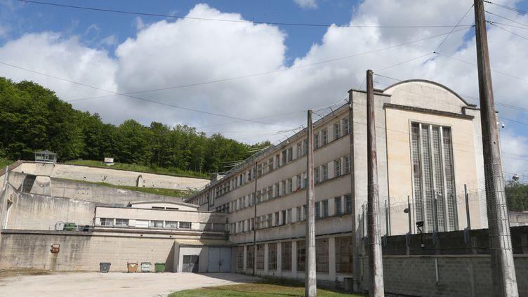 La prison de Clairvaux (Aube) photographiée le 19 mai 2015/ (FRANCOIS NASCIMBENI / AFP)
