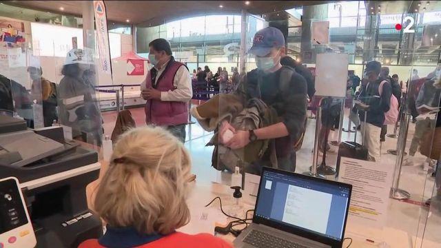 Variant indien : les cas recensés en Belgique sont passés par l'aéroport de Roissy