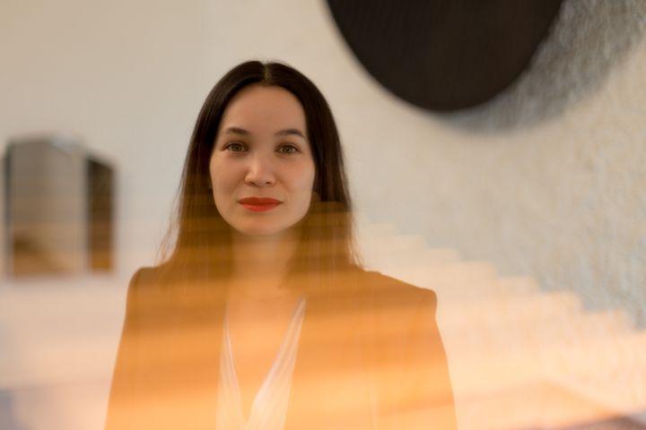 La créatrice Christine Phung, en 2016.  (Marion Leflour.)