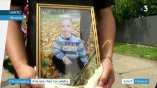 Kiril, 5 ans, tué par des policiers en Ukraine (France 3)