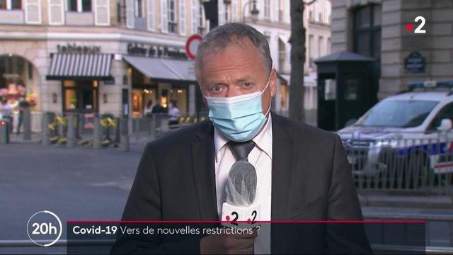 Coronavirus : les pistes du nouveau Conseil de défense