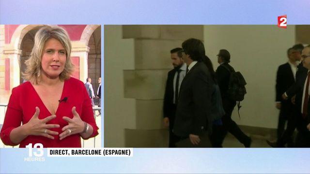 Espagne : Rajoy demande la destitution de Puigdemont