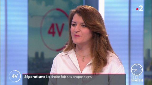 Projet de loi contre le «séparatisme»: «Affirmer la primauté des lois de la République, c'est le but», précise Marlène Schiappa