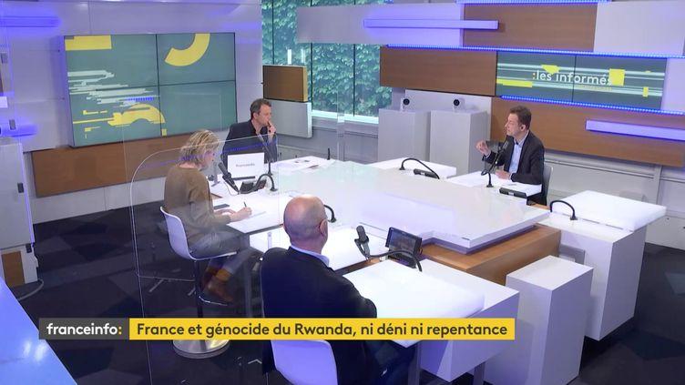 Les Informés du 26 mai 2021 (CAPTURE D'ECRAN/FRANCEINFO)