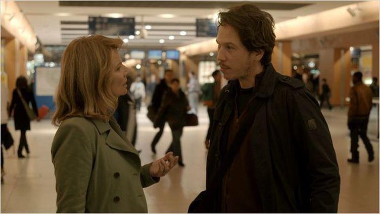 "Nicole Garcia et Reda Kateb das ""Gare du Nord"" de Claire Simon  (Sophie Dulac Distribution)"