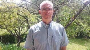 :Jean-Luc Bertoncello (père d'un des soldats tués au Burkina Faso en tentant de libérer les otages en mai) (SEBASTIEN BAER / FRANCE INFO / RADIO FRANCE)
