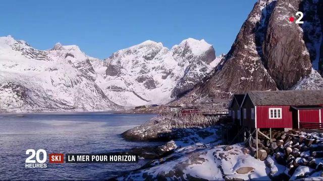 Ski : en Norvège, la mer pour horizon