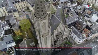 Patrimoine : une deuxième vie pour les églises (FRANCE 2)