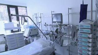 Grand-Est : des hôpitaux allemands prennent en charge des patients français (FRANCE 2)