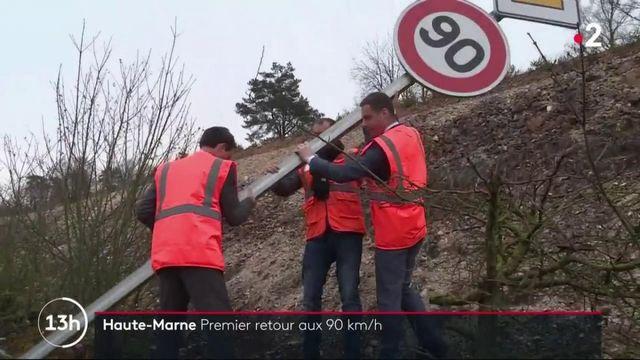 Limitation de vitesse : la Haute-Marne repasse à 90 km/h