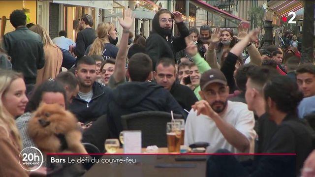 Bars : le casse-tête des terrasses et du couvre-feu