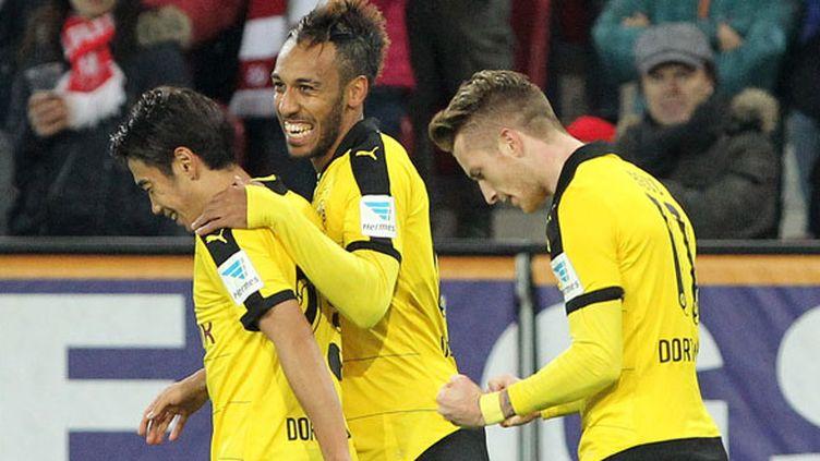 Marco Reus a conduit le Borussia vers le succès